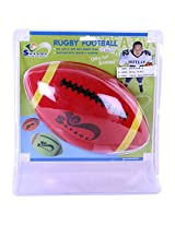 Safsof RUGBY BALL - red