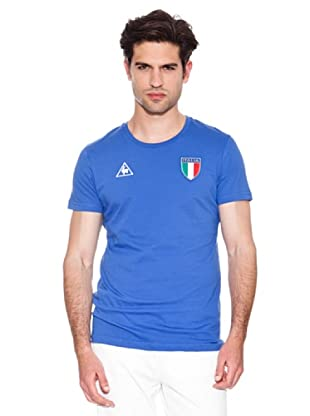 Le Coq Sportif Camiseta Football 1982 (Azul)