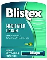 Blistex Medicated Lip Balm, Blistex Med Lip Balm .15oz, (1 EACH, 1 EACH)