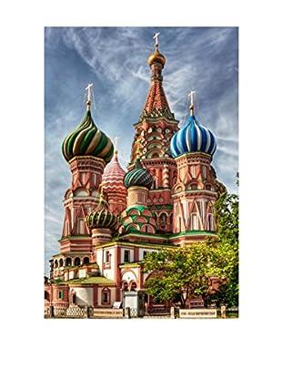 LegendArte Lienzo Cattedrale moscovita