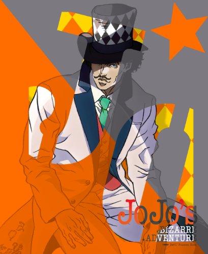ジョジョの奇妙な冒険 Vol.2  (アニメ原画集「ファントムブラッド」、全巻購入特典フィギュア応募券付き)(初回限定版) [Blu-ray]