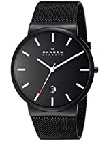 Skagen End-of-Season Analog Black Dial Men Watch - SKW6053