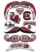 StacheTATS South Carolina Temporary Mustache Tattoos