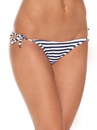 O´Neill Bikini-Hose Pw  M&M Print S (weiß/gestreift)