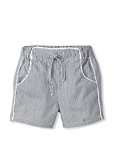 TroiZenfantS Baby Swim Trunks (Grey Stripe)