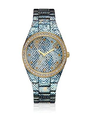 GUESS Reloj de cuarzo Woman Azul