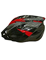 AdraxX Outmould Cycling Helmet with Led light