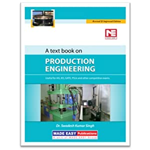 A Text Book on Production Engineering: ME