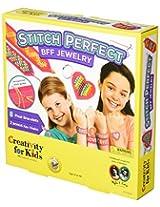 Creativity For Kids Stitch Perfect Bff Jewelry Kit