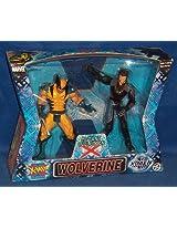 X Men Classics Mutant Evolution Of Wolverine