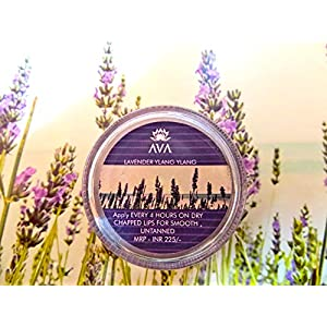 AVA LOVE LAKE LIP BALM - NATURAL SPF 15- NO PETROLEUM JELLY