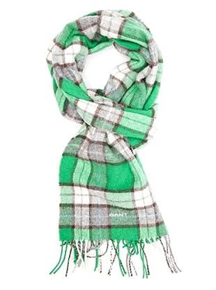 Gant Bufanda Cuadros (Verde)