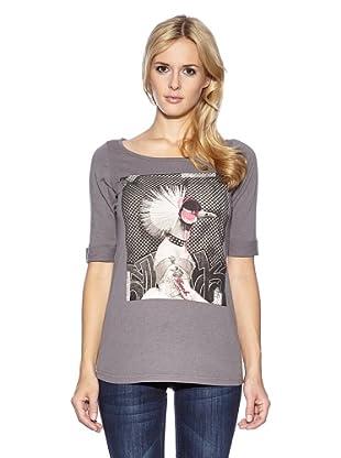 Bench T-Shirt Pokeybird (Dark Grey)