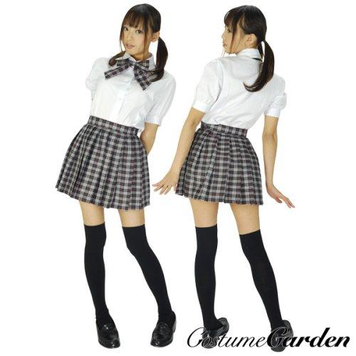 school girl 中等部 ブラック