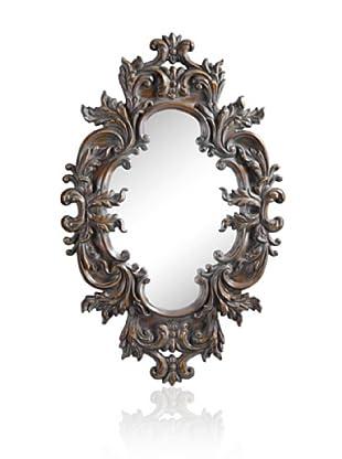 Cooper Classics Helena Mirror, Antique Bronze