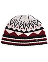 Diesel K-Fuad Beanie Cap Mahogany One Size
