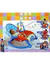 Mee Mee Newborn to Toddler Portable Rocker, Multi Color
