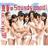 �^�Ă�Sounds good !�y�������T���ʐ^�t���z(Type B)(�ʏ��)AKB48�ɂ��