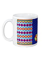 Chumbak Alphabet J Coffee Mug, 300ml
