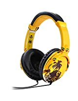 iDance Ibiza 105 Headphone (Yellow/Black)