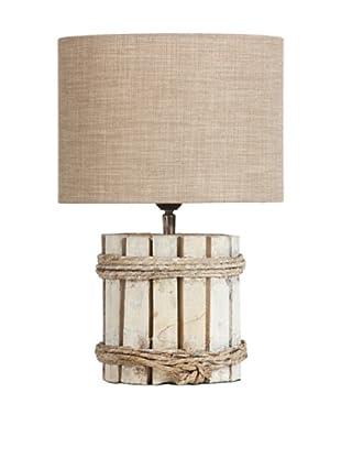 Lámpara de Mesa Lasso Beige