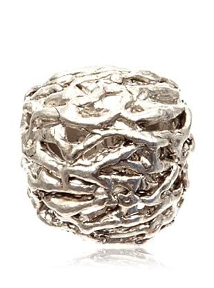 Mango Ring Laminas (silber)