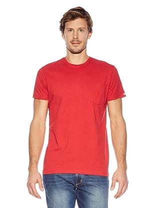 Wrangler Camiseta Harrison (Rojo)