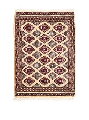 RugSense Alfombra Kashmir Beige/Multicolor 86 x 62 cm