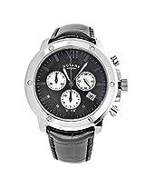 Rotary Black Chronograph Men Watch GS0283704