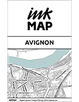 Avignon Inkmap - maps for eReaders, sightseeing, museums, going out, hotels (English)
