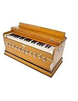 SANSKRITI MUSICALS Harmonium - A440 - 11 Stopper - Coupler - AAE