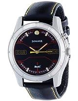 Sonata Tech 1 Analog Black Dial Men's Watch - NB7067SL07