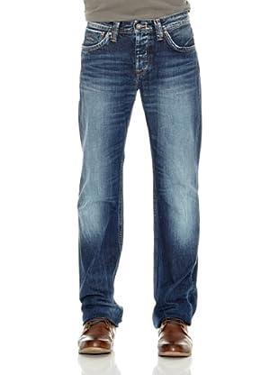 Pepe Jeans London Pantalón Vaquero Kingston (Azul)
