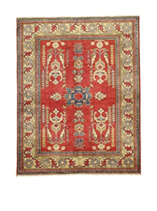 Eden Teppich Uzebekistan mehrfarbig 128 x 162 cm