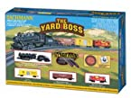 Bachmann Trains The Yard Boss Ready-to-Run N Scale Train Set
