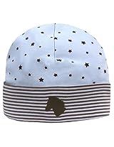 Star & Stripe Hat|Blue Size , 3-6M