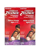 Children's Tylenol - 4 oz [Personal Care]