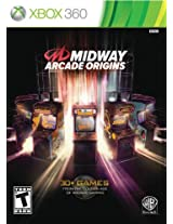 Midway Arcade Origins (Xbox 360)