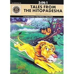 Tales from the Hitopadesha: 3 in 1 (Amar Chitra Katha)