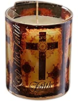 DecoGlow Faith Glass, Large
