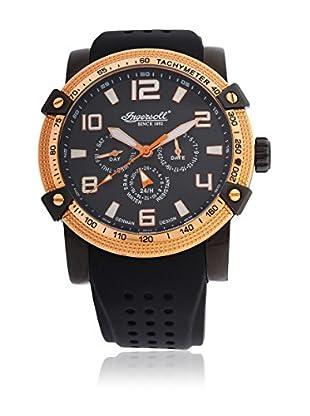 Ingersoll Reloj Automático IN1621BK Negro