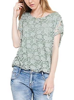 Des Filles a la Vanille T-Shirt Manica Corta Patch