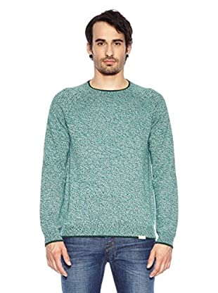 7 For All Mankind Jersey  Gulf (Verde)
