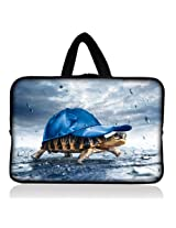 "Turtle umbrella 6"" 7"" 7.85"" inch tablet Case Sleeve Carrying Bag Cover with handle for Apple iPad mini/Samsung GALAXY Tab P3100 P6200/Kindle Paperwhite/Kindle Touch/Kindle fire/Kindle fire HD 7 inch/Acer Iconia A100/Google Nexus 7/Noble NOOK Color"