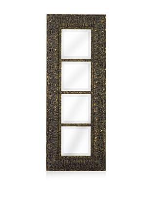 Majestic Mirrors Hino Mirror (Brown/Gold)