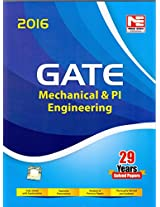 2016 Gate Mechanical Engineering and PI Engineering (Old Edition)