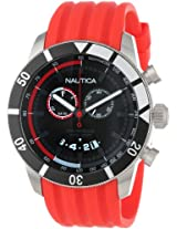 Nautica Men's N17584G NSR 08 Sporty Resin Watch