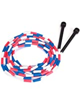 16 Foot Double Dutch Plastic Segmented Jump Rope