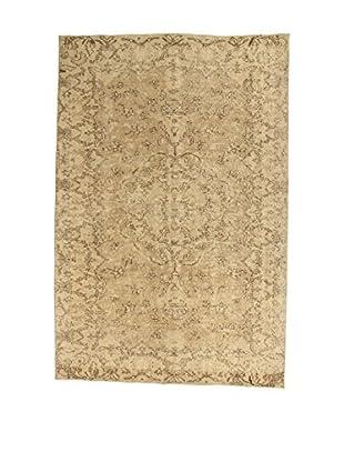 Design Community By Loomier Teppich Anatolian Vintage lehmbraun 180 x 269 cm