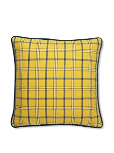 Mystic Valley Traders Spring Day Pillow (Yellow/Blue/Cream)